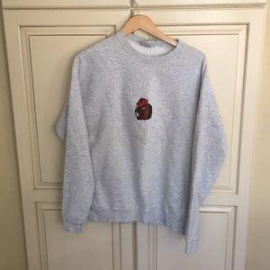 Other - Vintage lee osu crewneck sweater L